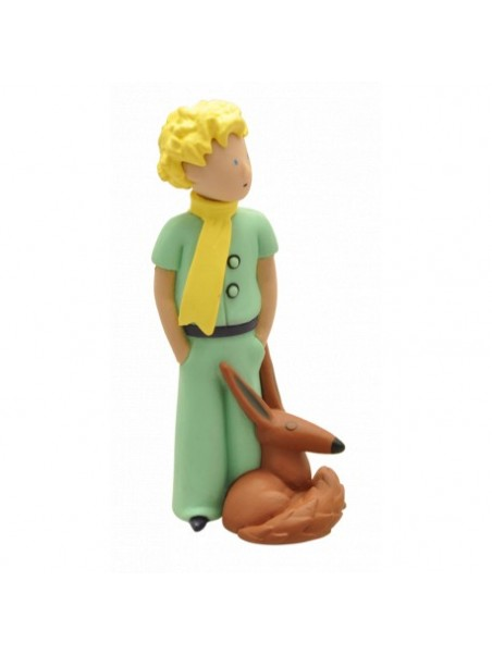 Figurine le petit Prince et le Renard chez Souvenirsdelyon.com