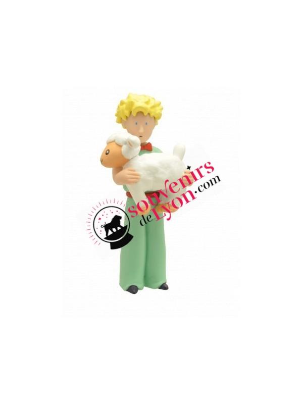 Figurine le Petit Prince et le Mouton chez Souvenirsdelyon.com