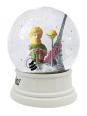 Boule à neige le Petit Prince et la tour Eiffel chez Souvenirsdelyon.com