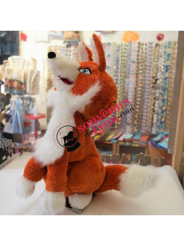 Marionnette le Renard chez Souvenirsdelyon.com