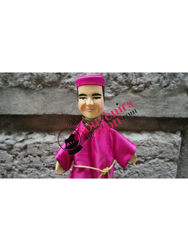 Marionnette l'Asiatique chez Souvenirsdelyon.Com