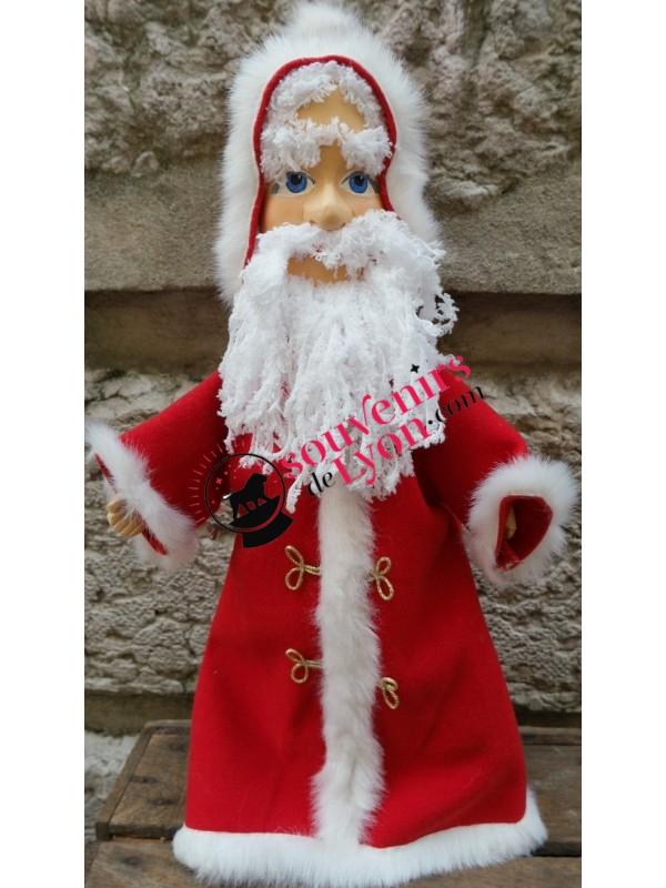 Marionnette le Père Noël chez Souvenirsdelyon.Com