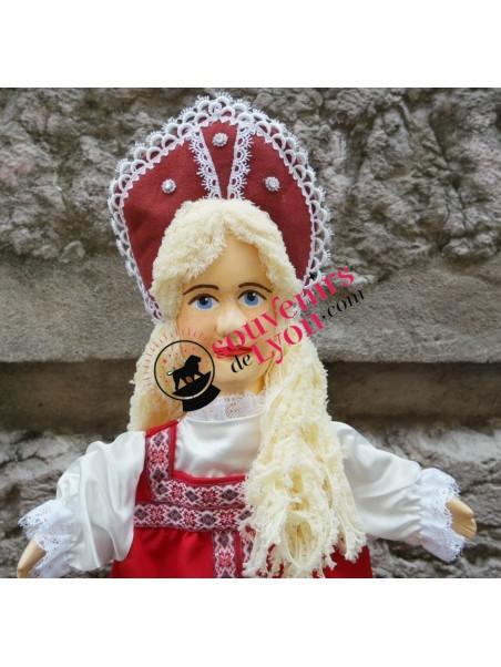 Marionnette la Russe chez Souvenirsdelyon.com