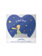 Bouillotte coeur noyaux de cerises le Petit Prince et la Rose chez Souvenirsdelyon.com