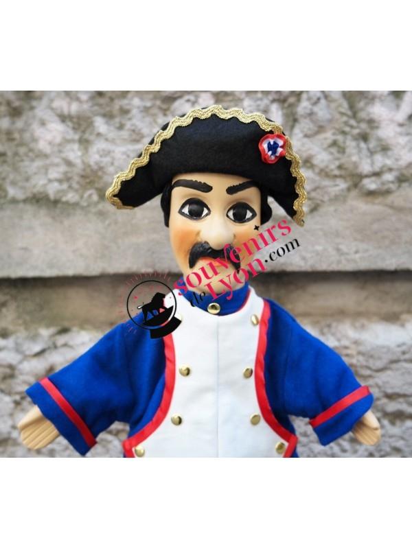 Marionnette le Gendarme chez Souvenirsdelyon.Com