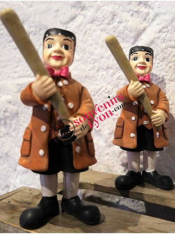 Figurine Guignol chez souvenirsdelyon.com