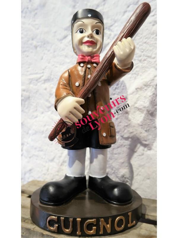 Grande Figurine Guignol chez souvenirsdelyon.Com