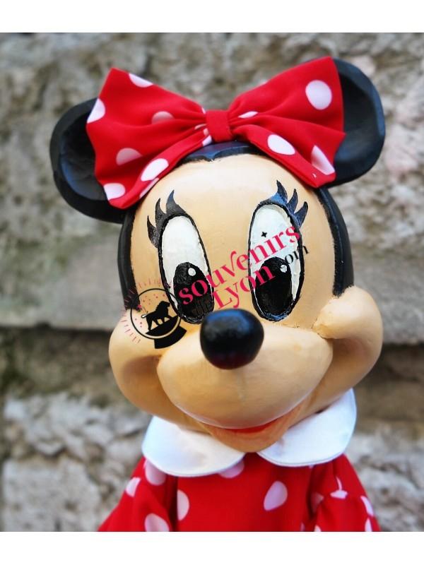 Marionnette Minnie chez souvenirsdelyon.com