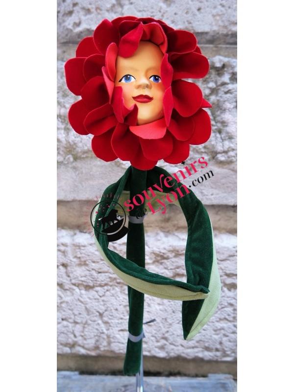 Marionnette la Rose chez souvenirsdelyon.Com