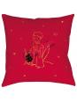 Coussin garni le Petit Prince et le renard chez Souvenirsdelyon.com
