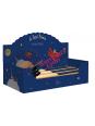 Eventail bambou le Petit Prince aviateur chez Souvenirsdelyon.com
