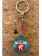 Lyon Emblem key ring Souvenirsdelyon.com