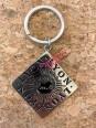 Lyon Square key ring Souvenirsdelyon.Com