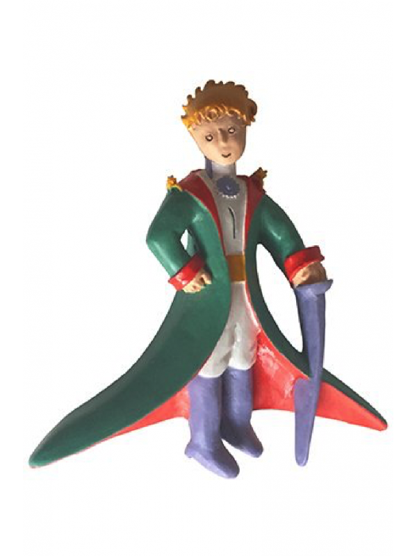 Magnet le Petit Prince cape 3D chez Souvenirsdelyon.com