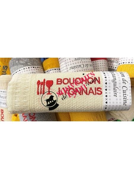 Torchon Lyon Bouchon Lyonnais chez Souvenirsdelyon.com