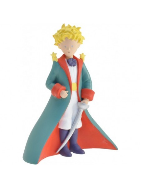 Tirelire le Petit Prince cape et épée chez Souvenirsdelyon.com
