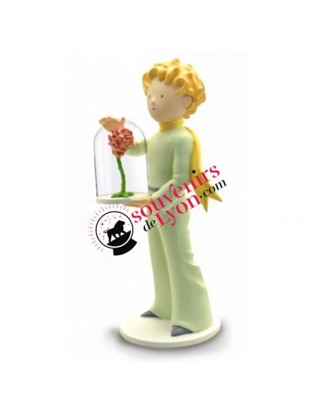 Statue le Petit Prince et la Rose chez Souvenirsdelyon.com