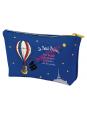Pochette le Petit Prince en mongolfière avec le Renard chez Souvenirsdelyon.com