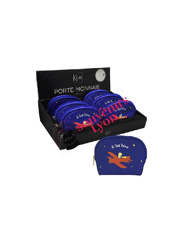 Porte monnaie le Petit Prince Avion chez Souvenirsdelyon.com