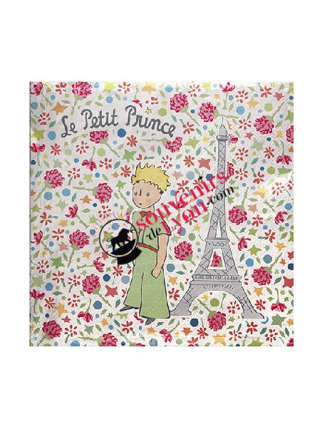 Serviettes de table le Petit Prince Liberty chez Souvenirsdelyon.com