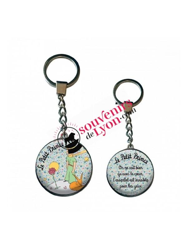 Porte-clés le Petit Prince  Liberty chez Souvenirsdelyon.com