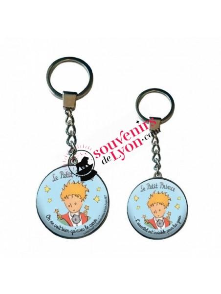 Porte-clés le Petit Prince portrait chez Souvenirsdelyon.com