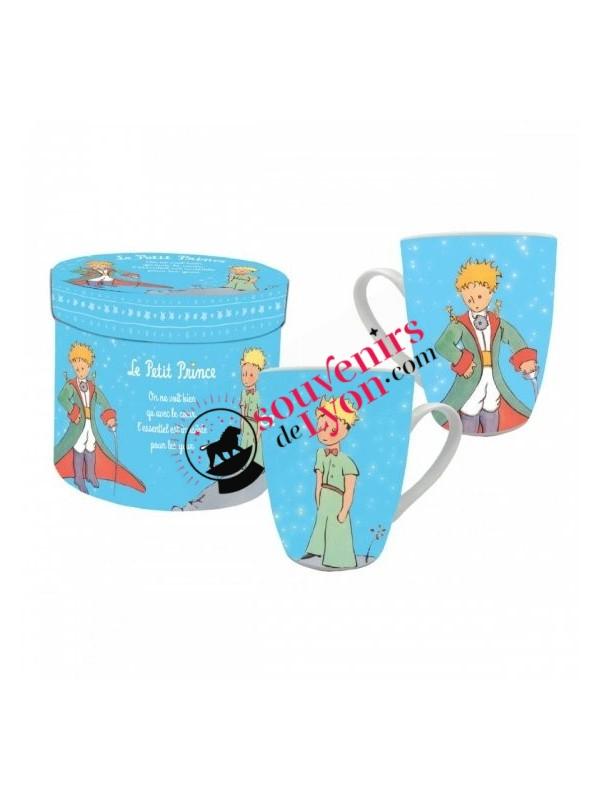 Mug le Petit Prince en cape chez Souvenirsdelyon.com