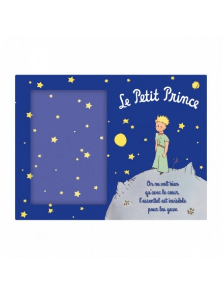 Cadre photo le Petit Prince nuit étoilée chez Souvenirsdelyon.com