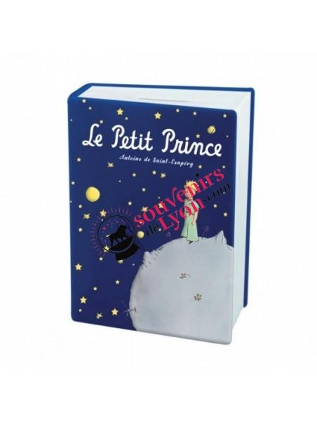 Tirelire le Petit Prince livre nuit étoilée chez Souvenirsdelyon.com