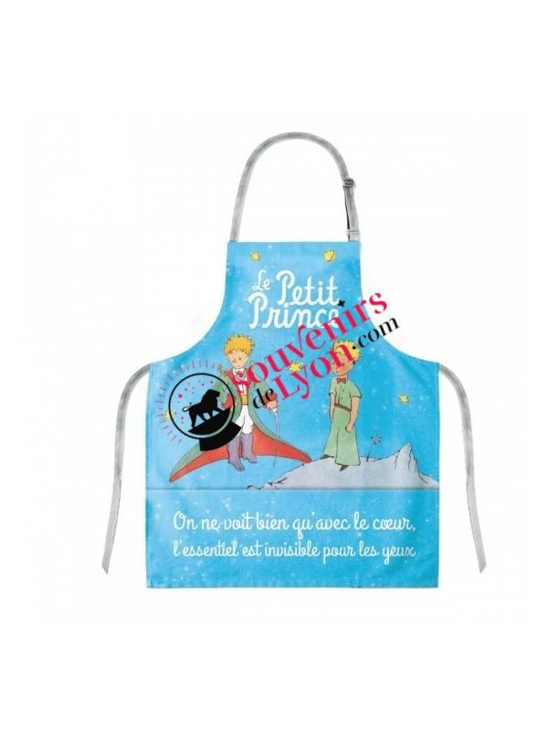 Tablier enfant le Petit Prince chez Souvenirsdelyon.com