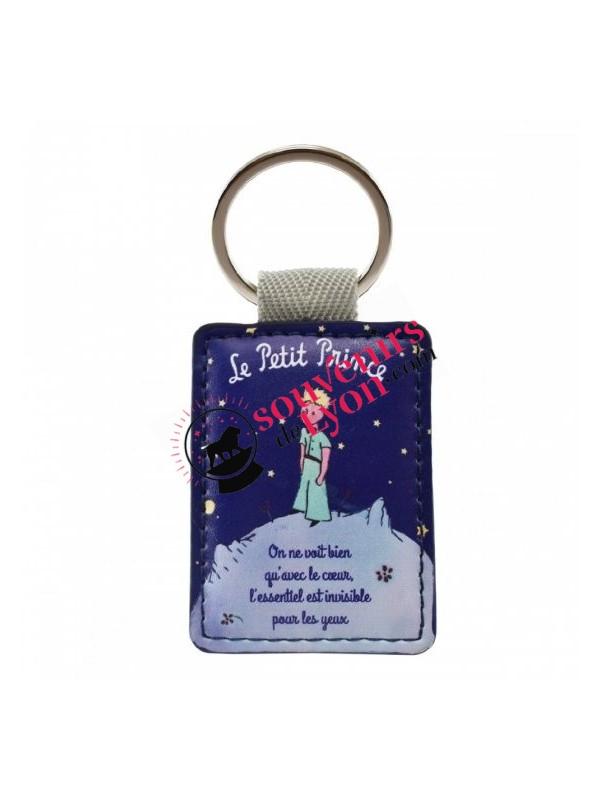 Porte-clés le Petit Prince nuit étoilée chez Souvenirsdelyon.com