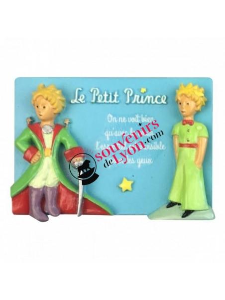 Magnet le Petit Prince cape et épée chez Souvenirsdelyon.com