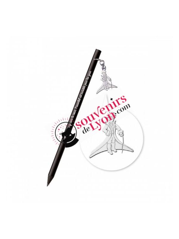 Crayon à papier le Petit Prince breloque cape chez Souvenirsdelyon.com