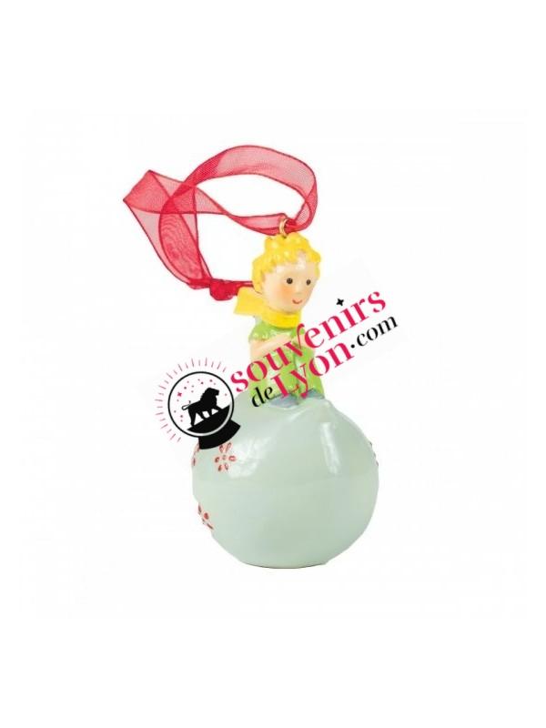 Suspension le Petit Prince sur sa planète chez Souvenirsdelyon.com