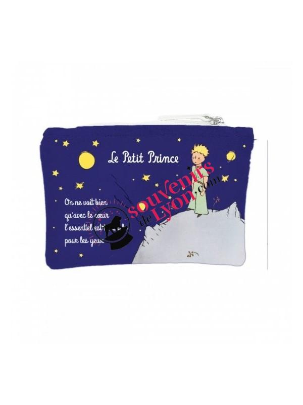 Pochette le Petit Prince nuit étoilée chez Souvenirsdelyon.com