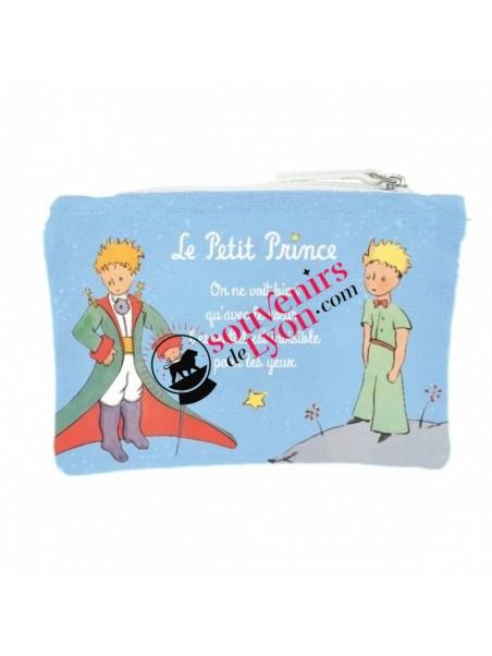 Pochette le Petit Prince bleu cape et épée chez Souvenirsdelyon.com