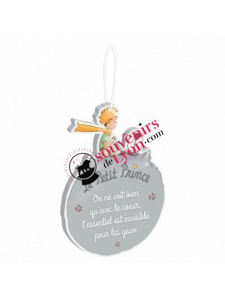 Suspension le Petit Prince et sa rose chez Souvenirsdelyon.com
