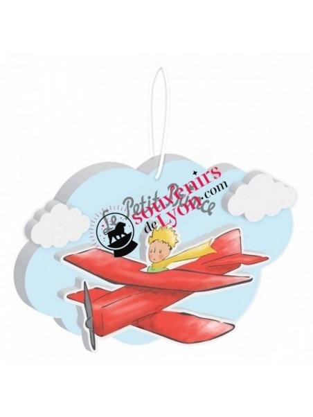 Suspension le Petit Prince aviateur chez Souvenirsdelyon.com