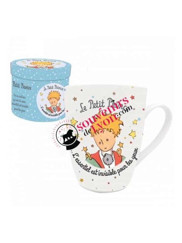 Mug le Petit Prince portrait chez Souvenirsdelyon.com