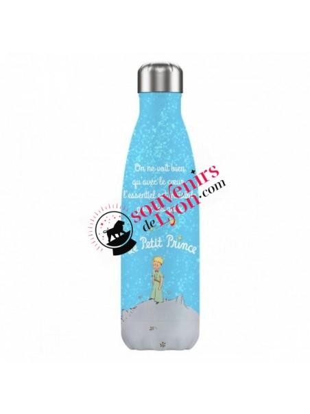 Bouteille isotherme le Petit Prince chez Souvenirsdelyon.com