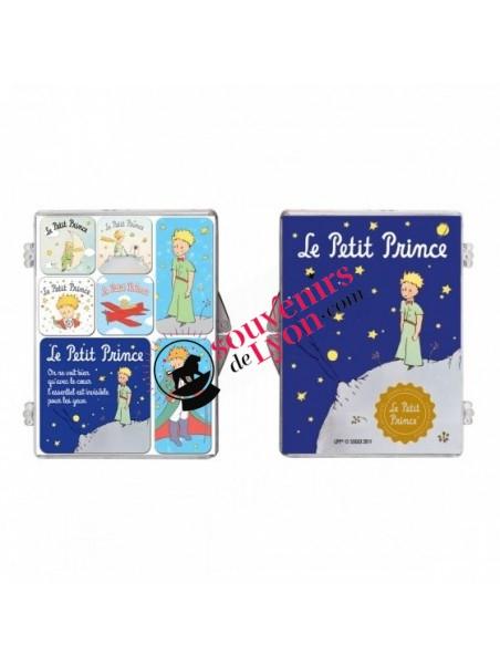 Set de magnets le Petit Prince  chez Souvenirsdelyon.com