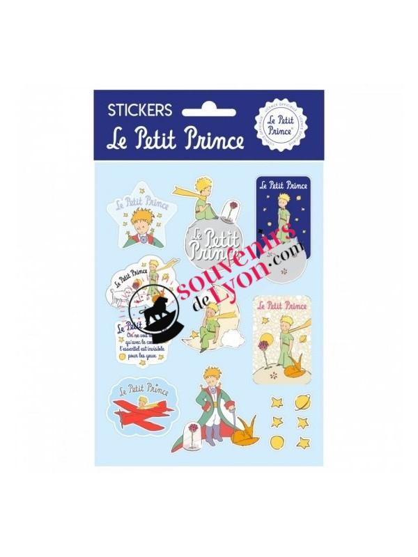 Stickers le Petit Prince chez Souvenirsdelyon.com