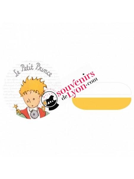 Sonnette de vélo le Petit Prince portrait chez Souvenirsdelyon.com