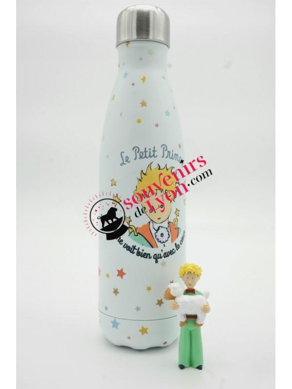 Bouteille isotherme le Petit Prince portrait chez Souvenirsdelyon.com
