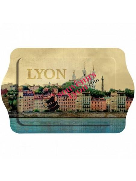 Plateau Lyon vintage chez Souvenirsdelyon.com