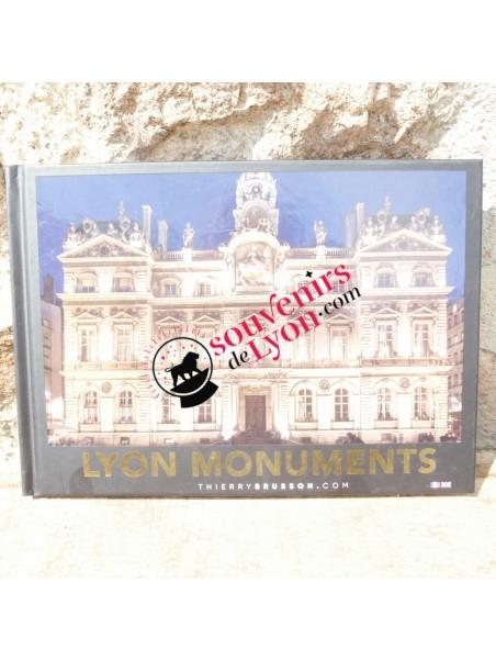 Livre Lyon Monuments chez Souvenirsdelyon.com