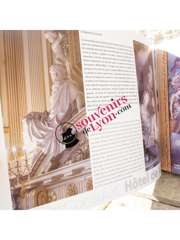 Livre Lyon Majestueuse chez Souvenirsdelyon.com