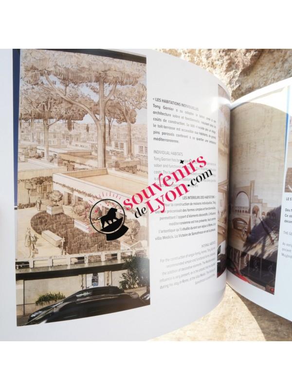 Book Lyon Capital of painted walls Souvenirsdelyon.com