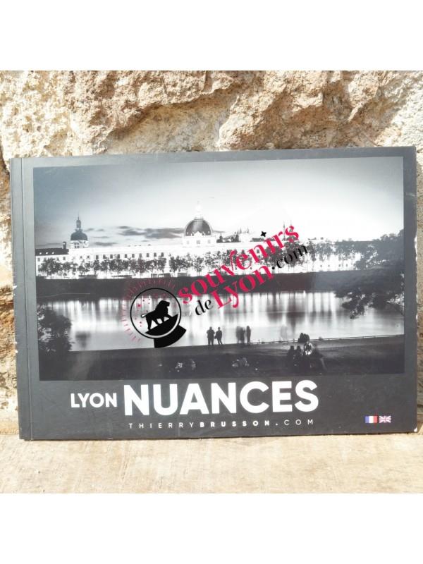 Livre Lyon Nuances chez Souvenirsdelyon.com