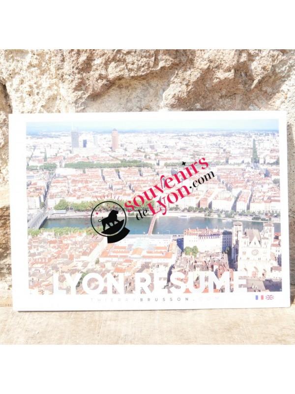 Livre Lyon Résumé chez Souvenirsdelyon.com